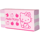Hello Kitty randigt suddgummi Apple