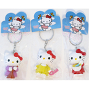 Hello Kitty Nyckelringar Figurer