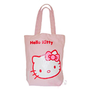 Hello Kitty Canvasväska rosa