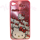 Hello Kitty iPhone 4/4S Skal