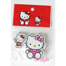 Hello Kitty Suddgummi Rosa