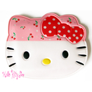Hello Kitty Korthållare Face