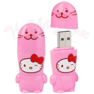 Hello Kitty Animals Seal Mimobot USB Minne 16 GB