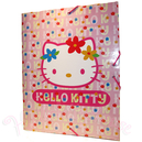 Hello Kitty Snoddmapp Rosa